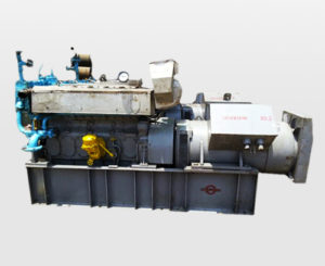 Genset | Ship Engine Machineries Stockist in india